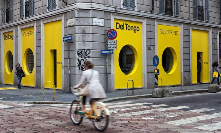 Il successo di Del Tongo Solferino - Design by