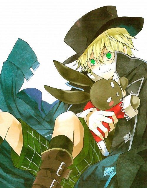 Jun Mochizuki, Xebec, Pandora Hearts, Pandora Hearts ~there is~, B-rabbit