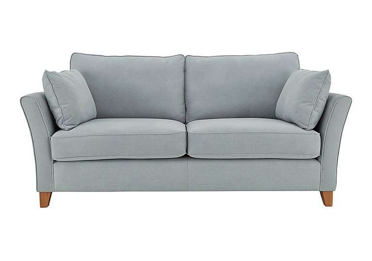 High Street Bond Street 3 Seater Fabric Sofa, Shop here: Sale £699