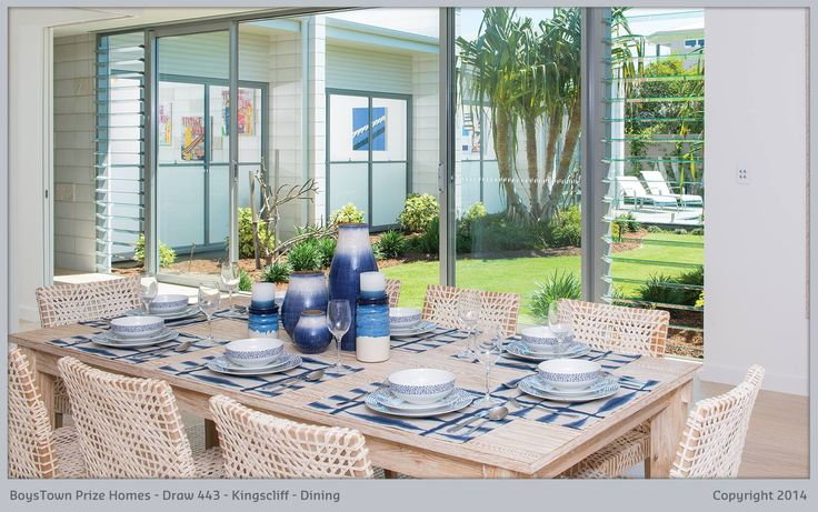 Boystown Prize Home - Draw 443 - Kingscliff - Dining