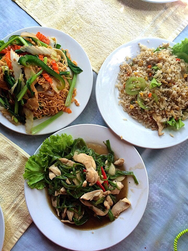 Khmer food in Siem Reap Cambodia