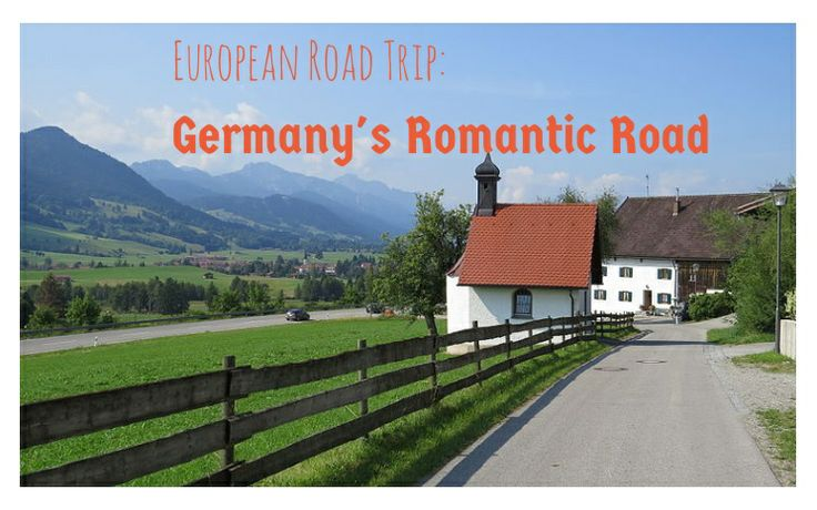 The Romantic Road has been Germany's most popular tourist route for over 50 years. It's a 260-mile (420 km) road trip through pastoral Germany, visiting medieval towns, small villages, historic battlefields, and various castles and cathedrals.