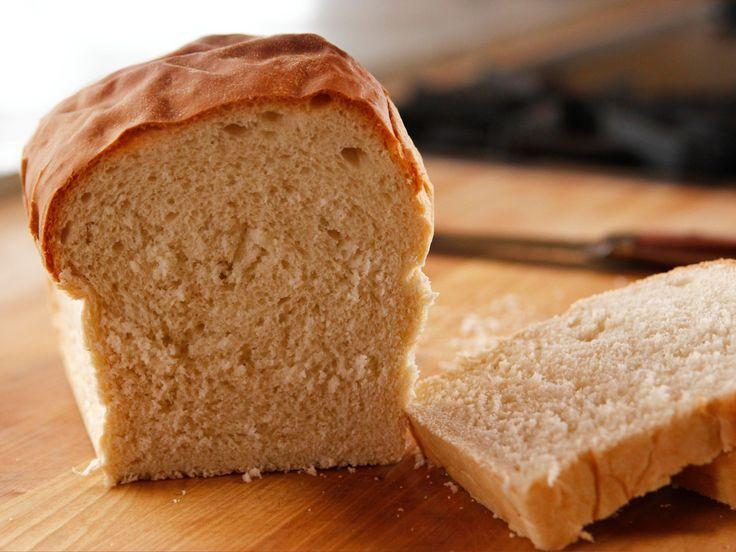 White Sandwich Bread recipe from Ree Drummond via Food Network