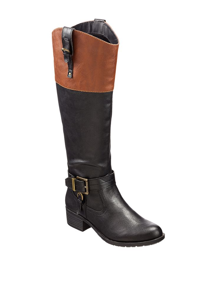 Shop today for Rampage Ivelia Wide Calf Tall Boots