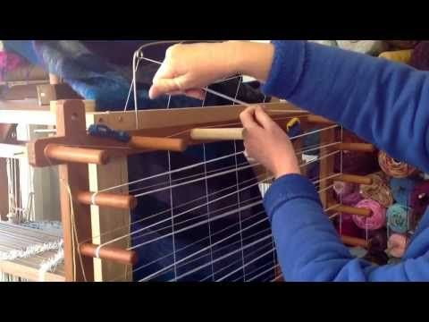 How to multi thread warp without a paddle!  Keep this open and play it for each cross until it becomes second nature.