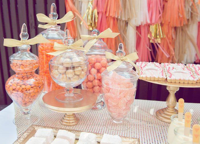Paris Je T Aime Guest Dessert Feature Peach Candy