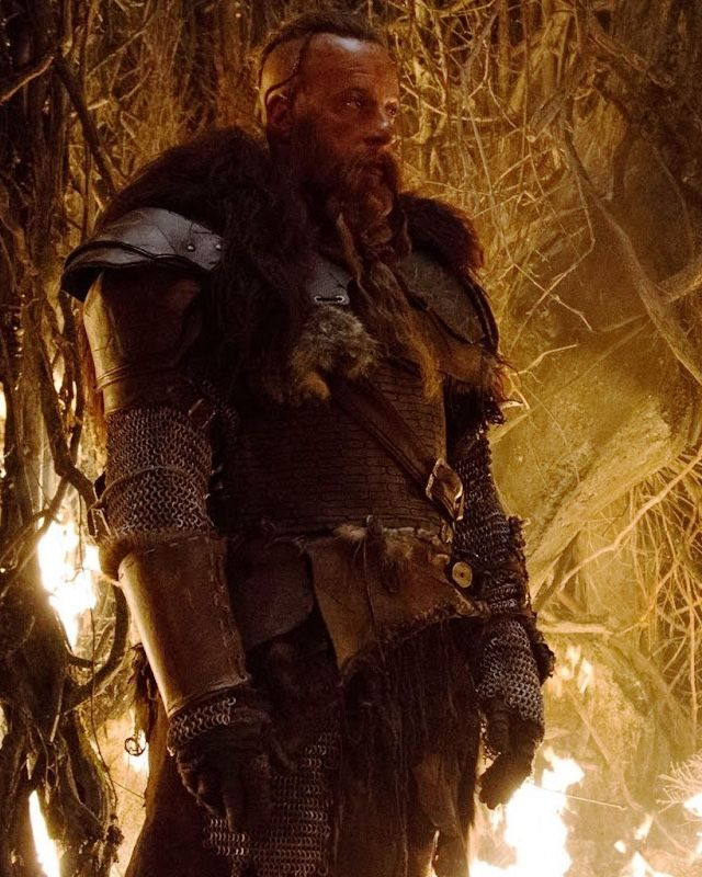 Promo Trailer For Vin Diesel's THE LAST WITCH HUNTER