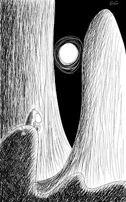"""BRIAN SIBLEY : his blog: MEMORIES OF MOOMINLAND """"Tove Tribute"""""""