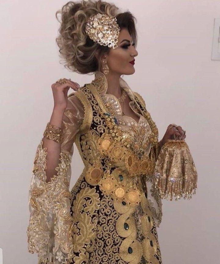 Abc Albanische Hochzeit Braut Frisur Hochgesteckt