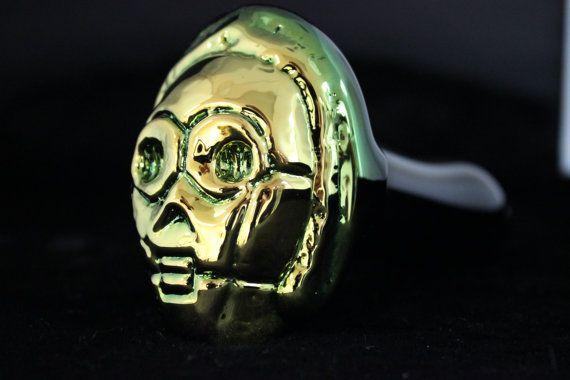 Star Wars Glass Pipe