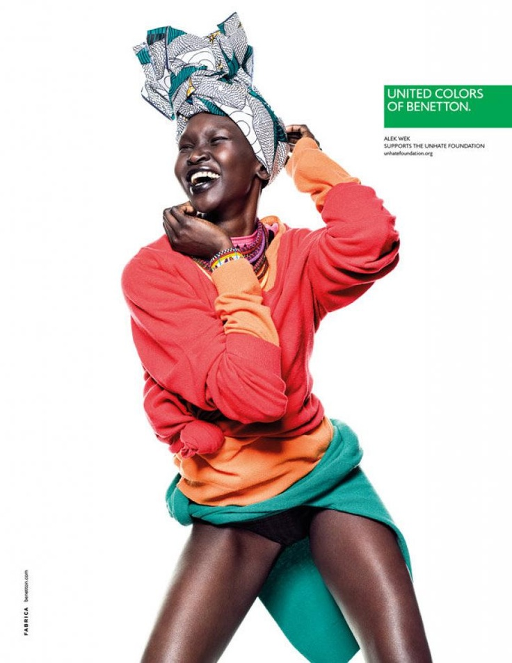 Oliviero Toscani United Colors of Benetton