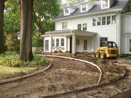 10 best driveway ideas images on pinterest driveway for Driveway addition ideas