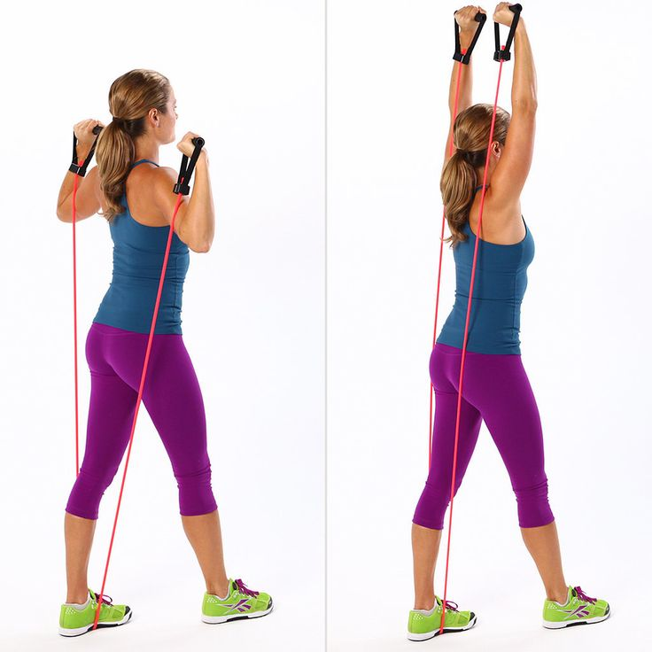 Resistance Band Travel Exercises