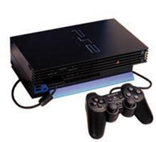 This is a refurbished Sony PlayStation 2 console. It is guaranteed to work. A controller is included with purchase, but may not be a Sony brand controller. PlayStation 2's 300 Mhz processor delivers enhanced clarity and mesmerizing graphics. What's more, the PlayStation 2 doubles as a CD/DVD player. It also plays most of the original PlayStation games. Step into the 128-bit universe brought to you by PlayStation 2. You'll enjoy the look, sound, and feel of unbelievable, near-...
