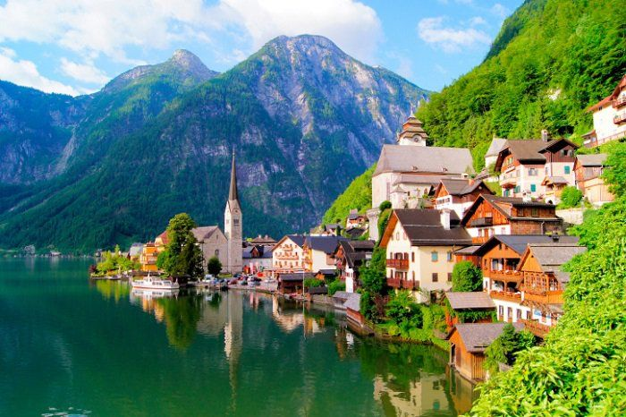 10 cidades pequenas na Europa para se apaixonar