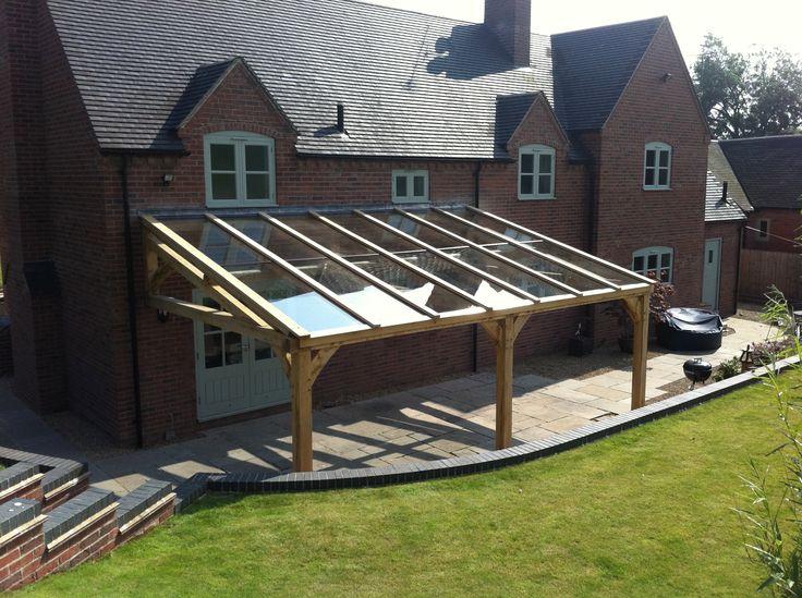 Oak Verandas Uk Google Search Sandra Porch Roof