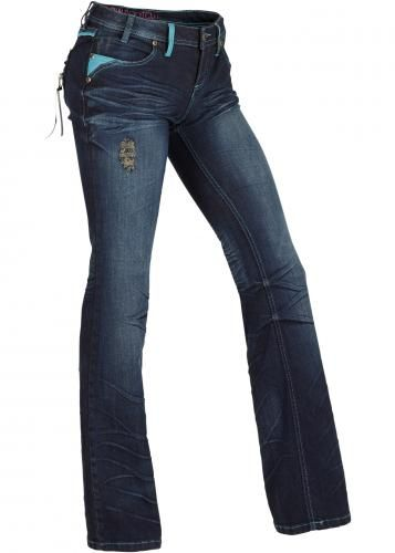 Only damen bootcut jeans auto low bootcut chiara