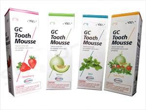 GC Tooth Mousse - Płynne szkliwo bez fluoru o smaku Melona 35 ml GC | Sklep Shop-Dent.pl |