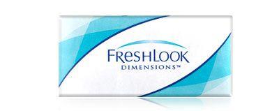 Freshlook Dimensions (Pack de 6)