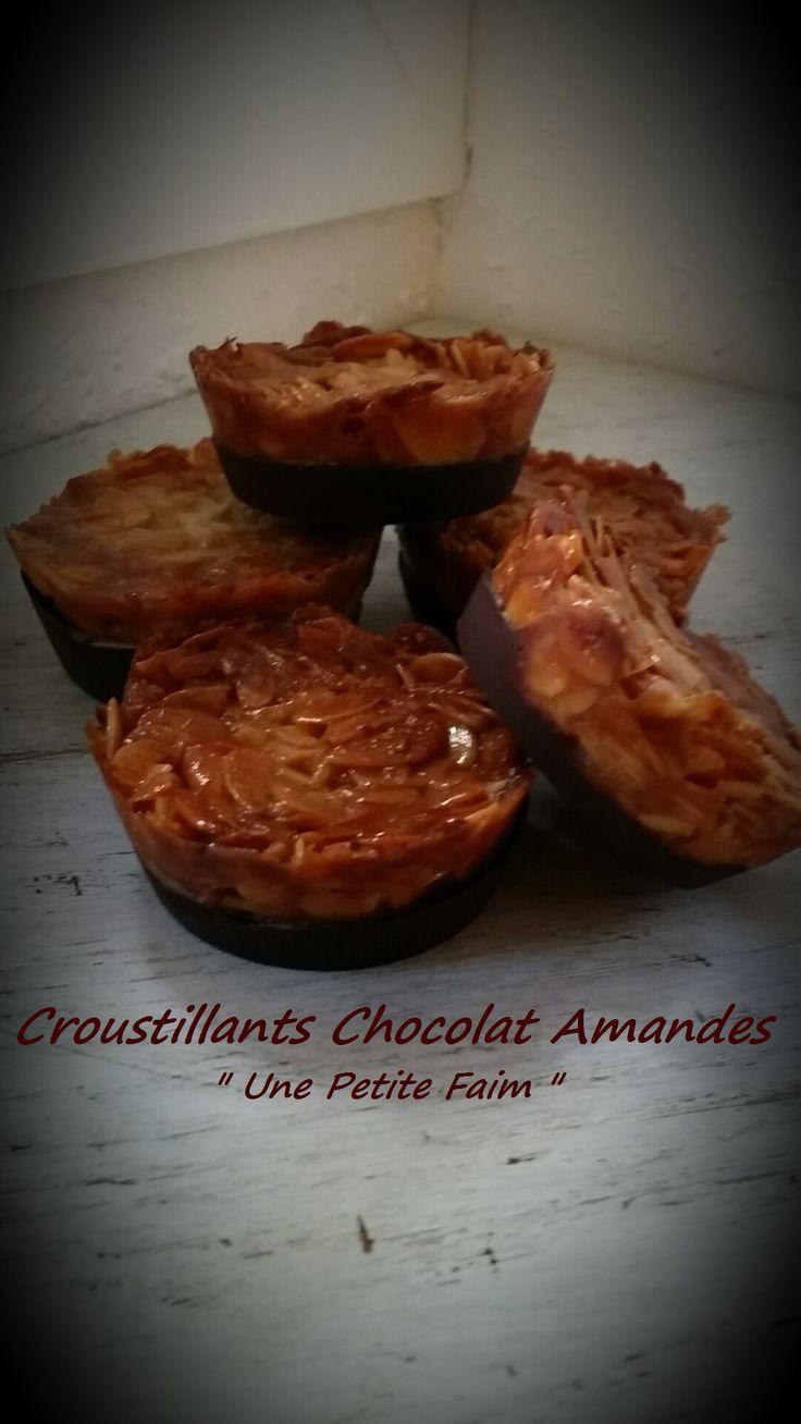 Croustillants Chocolat-Amandes