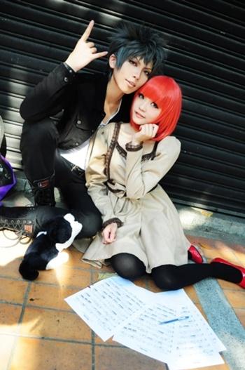 Haruka hakii anime cosplay 3 8