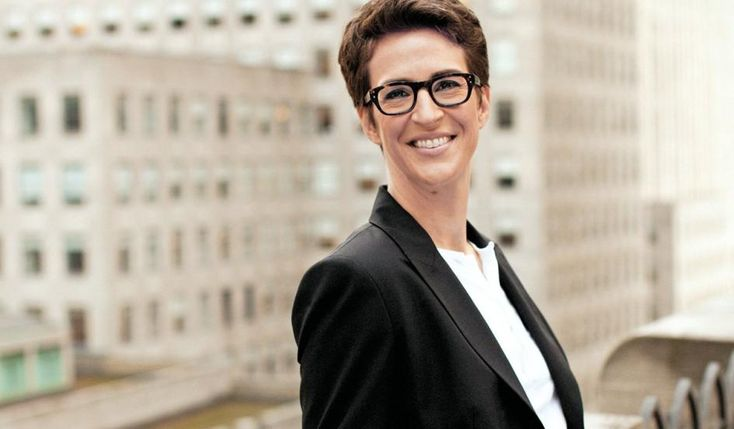The Rachel Maddow Show (Series) - TV Tropes