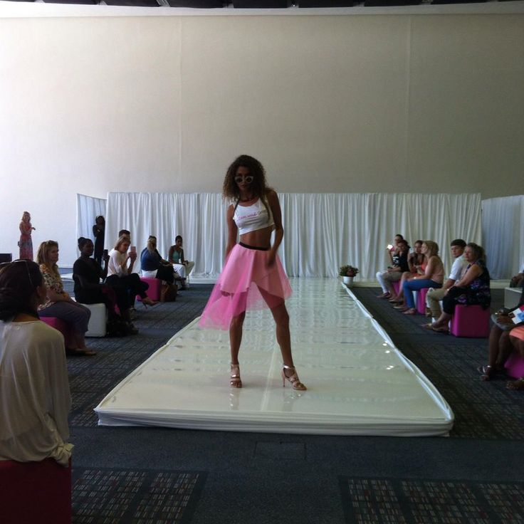 Cape Town Hair and Beauty Show 2014, fashion runway. #CTHBS http://www.capetownhairshow.co.za