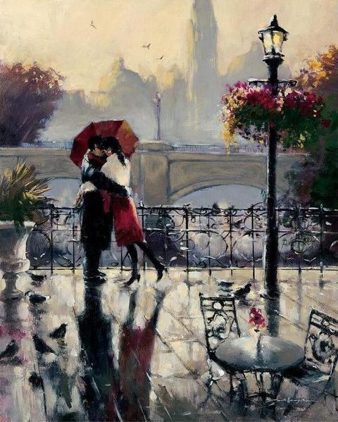 A CUP OF MARY: Brent Heighton artworks