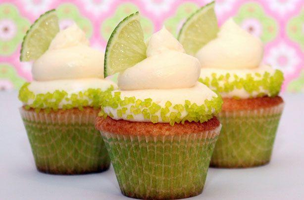 Key lime cupcakes recipe - Recipes - goodtoknow