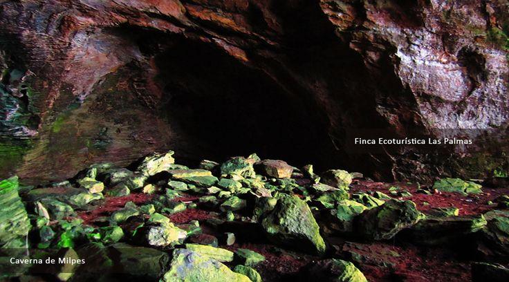 Caverna de Milpes, un escenario privilegiado para la espeleología en en departamento del Caquetá, Colombia