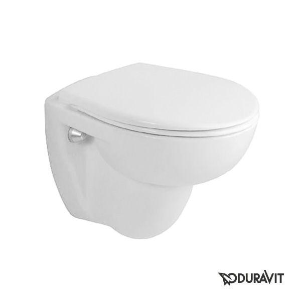 Duravit Duraplus Wand-Tiefspül-WC Compact L: 46 B: 36 cm weiß