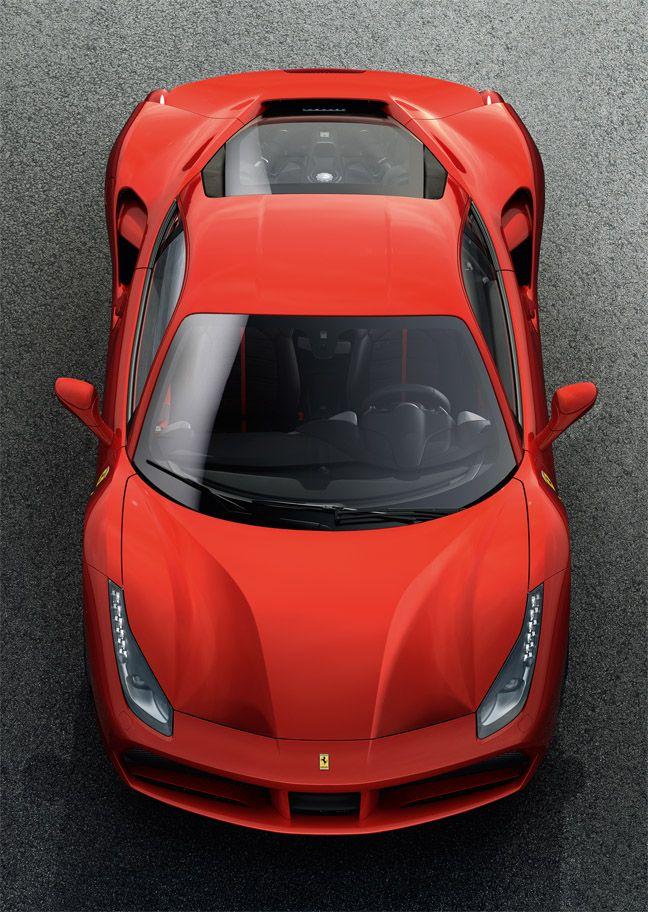 Nouvelle Ferrari 488 GTB : Avant-première mondiale au Salon de Genève.