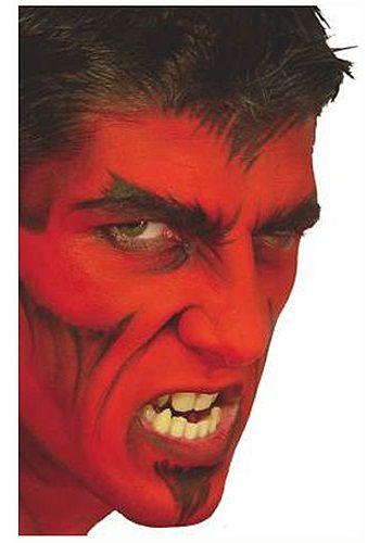 7 best devil makeup men halloween images on Pinterest | Devil ...