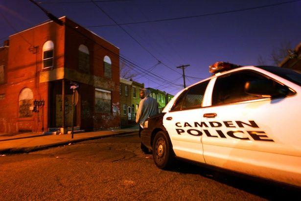 The Surveillance City of Camden, New Jersey