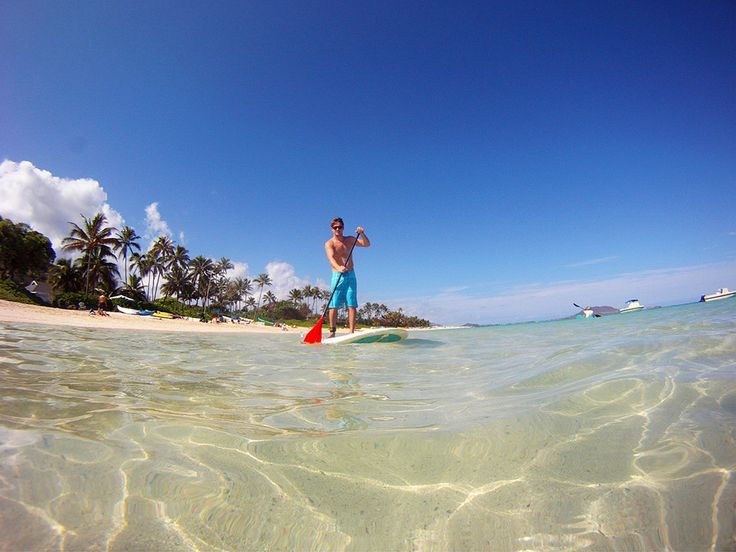 Paddle Board rentals in Kailua - one of the only places that provides permit to offshore islands - 2 hrs from North Shore