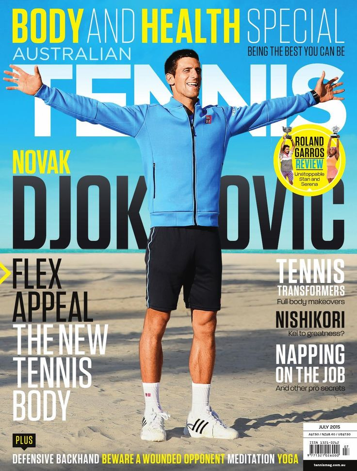 #ClippedOnIssuu from Australian Tennis Magazine - July 2015