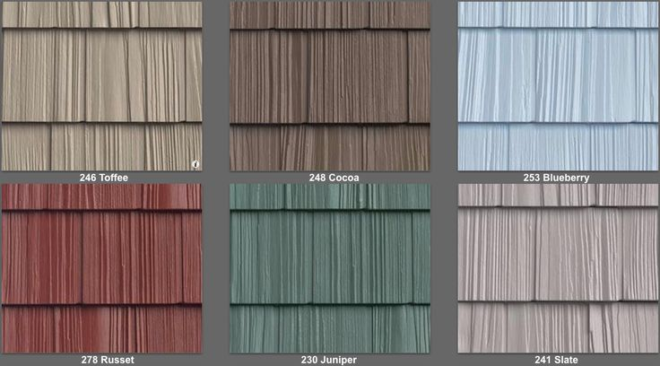 Details About Split Shake Vinyl Siding Look And Feel Of
