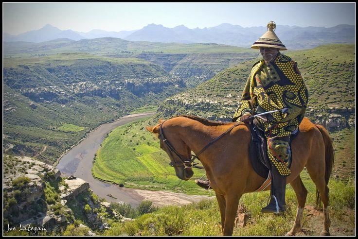 Fine Art Lesotho Photography - Lesotho Mountain Kingdom