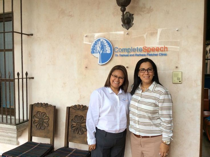 Visita desde Costa Rica! Muy agradable la visita de Natalia Jirón de Centro Psicologico Belen en CompleteSpeech Clinic. Esperamos crear alianzas y buenas sinérgias con este bello país #terapiadellenguaje #centroamerica #alianzas #nuevosproyectos #lenguaje #terapistas