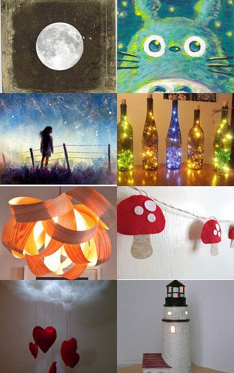good night by Naama Weiss on Etsy--Pinned with TreasuryPin.com