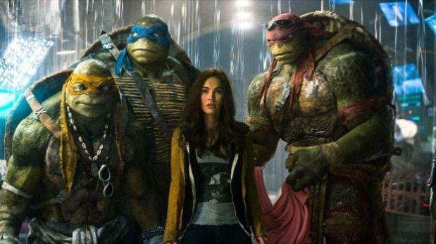 """""""Las Tortugas Ninja"""" entre los estrenos de hoy   Cine   Luces   El Comercio Peru"""
