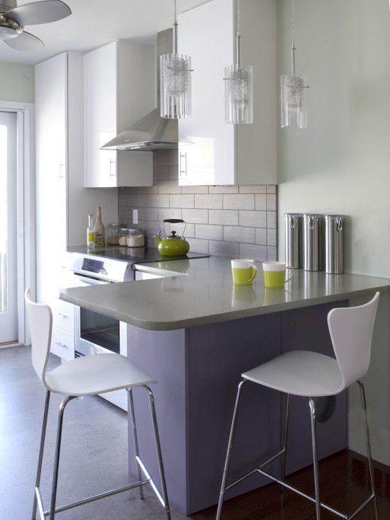Imagem 10 cocina pinterest cocinas decoraci n de for Decoracion de interiores para apartamentos pequenos