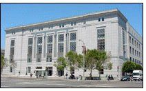 "The Main Library is the resource center for the entire San Francisco Public Library system and the libraries of Northern California. Its large collection and extensive programs and exhibits support the Library's mission of ""access to information, knowledge, independent learning and the joy of reading."""