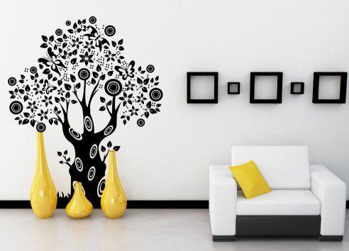 наклейки на стену дерево - Поиск в Google