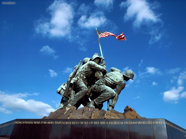 Pictures From Arlington National Cemetery | Iwo_Jima_Memorial_Arlington_National_Cemetery_Washington_D.C