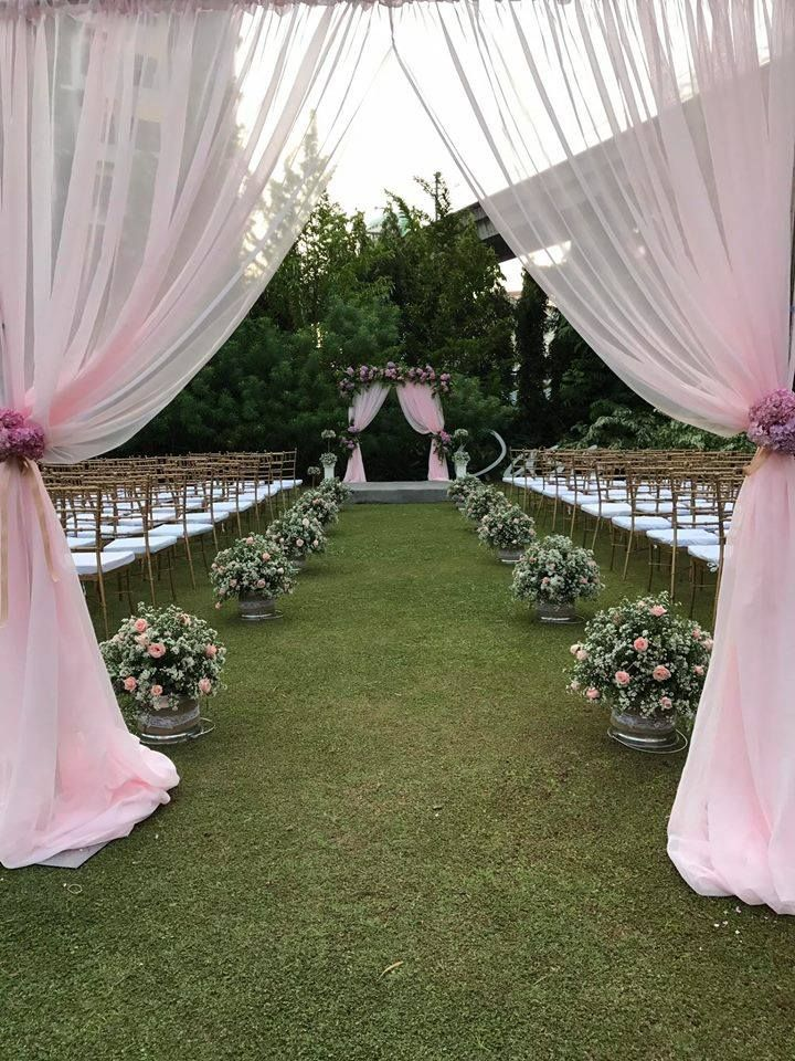 wedding reception places in twin cities%0A Pretty in Pink     Garden Wedding at  OasisManilaEventsVenue  http   bit ly  ig p U  wedding  weddingdestination  Weddingreception   weddingvenue  eventsplace