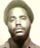 Mumia Abu Jamal in his younger years as a member of the Philadelphia Chapter of the Black Panther Party for Self-Defense.