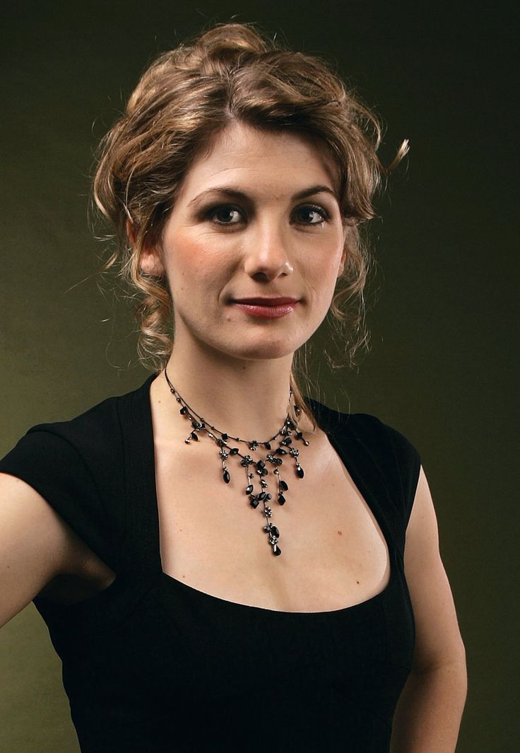 Jodie Whittaker is the 13th Doctor!  #DoctorWho