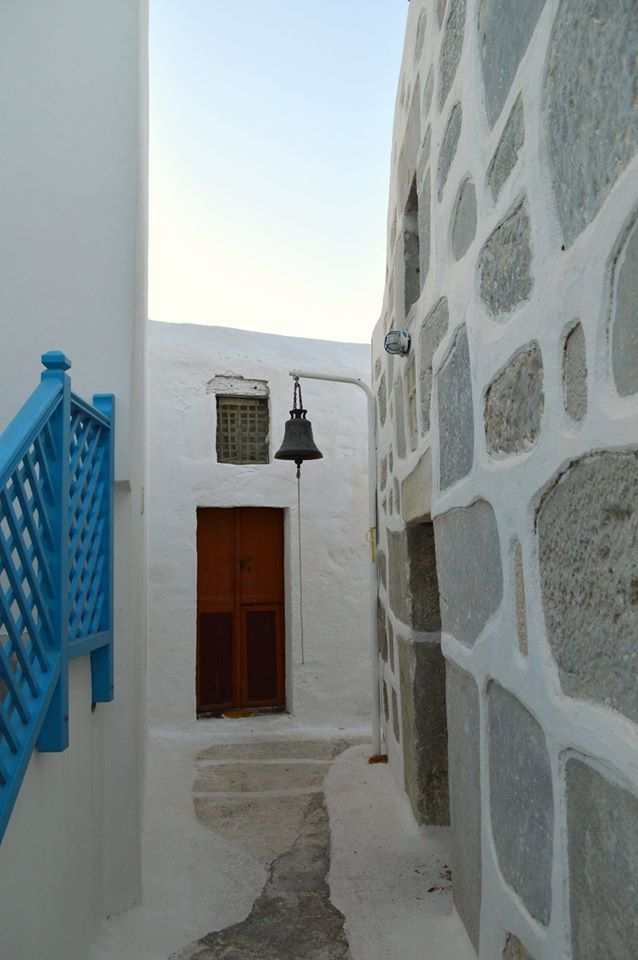 #Astypalaia - Chora streets (photo: Charalampos Mageiropoulos) #visitgreece #greece #aegeansea #travel