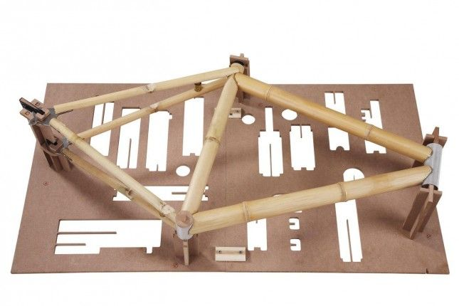 Ready to ride? Bring on the bamboo!